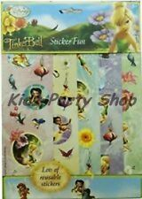 Tinkerbell Birthday Party - 60+ Sticker Fun  - Free Post in UK