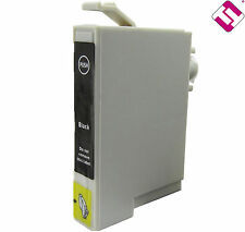BLACK COMPATIBLE BLACK INK CARTRIDGE NON OEM T1281 for Epson Stylus SX230