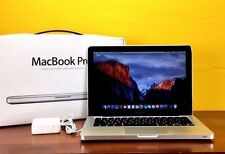 "Apple MacBook Pro 13"" 1TB SSD Hybrid 8GB RAM Pre-Retina OSx-2015 1 Year Warranty"