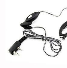3.5mm Earpiece Headset Mic For Radio Security Walkie Talkie High Quality Hot