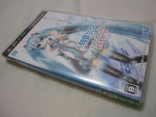 10-14 Days to USA. Hatsune Miku Project Diva Extend for PSP. Japanese Version.