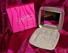 Mary Kay Signature Color Compact w Mirrror for your Eye Cheek & Lip Color NIB