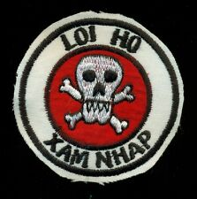 ARVN Collection South Vietnamese Military Vintage Vietnam Patch #29 S-17