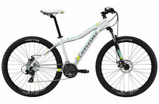 2015 Cannondale Tango 7 27.5 Women's Mountain Bike Tall White