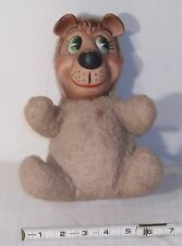 KNICKERBOCKER YOGI BEAR BOO BOO BEAR CARTOON SHOW PLUSH DOLL 1960s