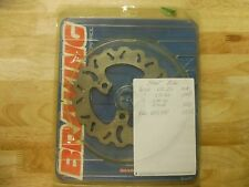 SZ16FID BRAKING INT. FRONT ROTOR SUZUKI KAWASAKI BRAND NEW UNUSED STEEL