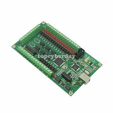 3 Axis CNC USB Card Mach3 200KHz Breakout Board Interface for CNC Router in USA