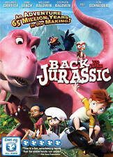 NEW Back to the Jurassic (DVD, 2015) Free Shipping