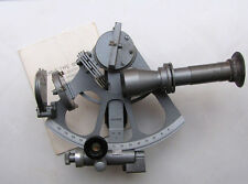 CELESTAIRE MARINE SOVIET SEXTANT SNO-T Nr: 821800 With ASTRONOMICAL TELESCOPE