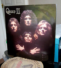 "QUEEN.  "" QUEEN II ""  EMI UK 1974 LP. G/F ORIG. NM."