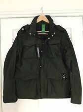MA.Strum Cross-Dyed Torch Field Jacket Size M