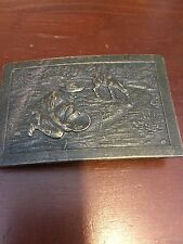 Gold Panning Belt Buckle