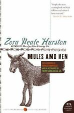 Mules and Men (P.S.) by Zora Neale Hurston.