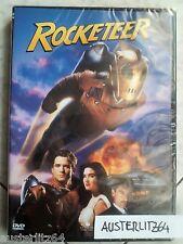 (LE AVVENTURE DI) ROCKETEER (1991) DVD NUOVO audio in italiano T.Dalton