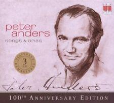 Peter diversamente/Michael fumo ferro-Canzoni e Arien 3 CD Mozart/Brahms/+ NUOVO