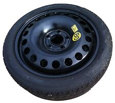 Genuine Vauxhall Zafira C Tourer 17 Inch Space Saver Spare Wheel & Tyre