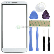 New White LCD Front Screen Glass Repair Replacement Lens for Android LG G2+Tools