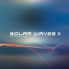 SOLAR WAVES II  CD NEU WAIO VS. AUDIO/CHABUNK/TRON/CORONA & CHABUNK