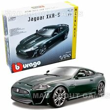 JAGUAR XKR-S 1:24 diecast KIT model die cast models Car Models Cars