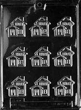 Little House Chocolate Mold - M114