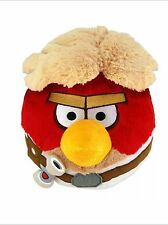 "Angry Birds Star Wars 8"" Suave Felpa-Luke Skywalker-Nuevo"