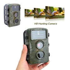 HD 8MP 850nm Caccia Videocamera Waterproof Hunting Camera Digitali Trail H3W