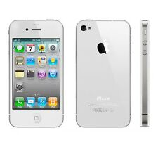 Apple iPhone 4S 16GB White (Unlocked) GSM Smartphone *Free Car Charger*