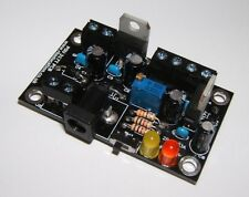 Maquette psu power supply variable, 5V & 12V LM317T 7805 et idéal pour Arduino