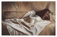 African American Art Print - Silk Dreams - Hulis Mavruk - New!