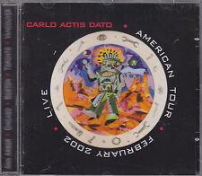 CARLO ACTIS DATO - american tour CD