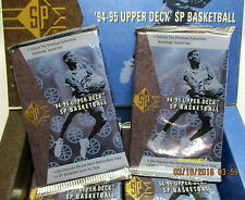 1994-95 Upper Deck SP Basketball Factory Sealed Hobby PACK, Grant Hill, Kidd RCs