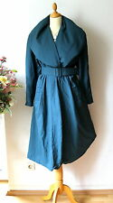 She stylischer Trenchcoat Mantel gr. Kragen 38/40 Super Zustand!