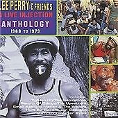 Lee Perry & Friends - A Live Injection - Anthology 1968-1979 - RARE Double CD