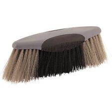 ELDORADO poils longs - Brosse à crinière SOFTTOUCH - gris/noir pour chevaux
