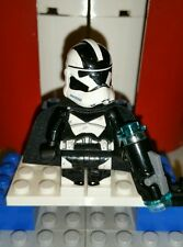 Lego Star Wars Vadars Fist Arc Commander in the 501st Battalion with Pistol