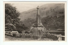 Well Of The Seven Heads Loch Oich Fort Augustus Inverness c1933 Real Photograph