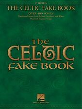 The Celtic Fake Book Sheet Music C Edition Real Book Fake Book NEW 000240153