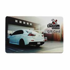 Your Dream Garage Los Angeles Do It Yourself Garage Gift Card Certificate $100 B