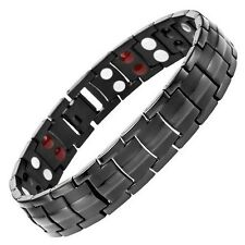 ENERGY POWER TITANIUM SCALAR QUANTUM BRACELET BIO HEALTH MEN WOMEN   ** 4 in 1**