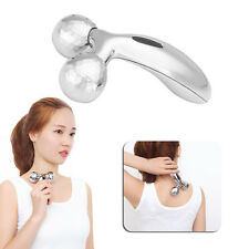 3D Y-shape Massage Face & Body Slimming Massager Roller Skin Lifting Tightening