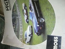MGB  PARTS CATALOG  MOSS MOTORS 1984 MGB-02