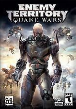 Vintage Enemy Territory: Quake Wars - Mac - by id software for Intel Based Mac