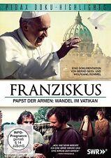 Franziskus Papst der Armen * Wandel im Vatikan DVD Doku Pidax Neu Ovp