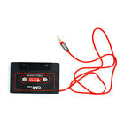 Fashion Car Stereo Cassette Tape Adapter 3.5mm For MP3 CD Stereo Audio Player