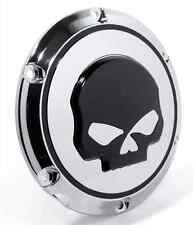 Derby cover frizione skull harley davidson sportster iron forty eight nightster