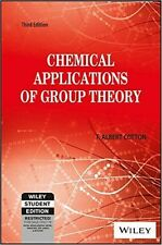 FAST SHIP - COTTON 3e Chemical Applications of Group Theory