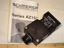 NEW Schmeasal AZ16zvrk VDE0660 IEC947-5-1 AC-15 230V 4A Safety Switch AZ15/16