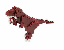 NANO BLOCKS TYRANNOSAURUS T-REX MINI BRICKS PUZZLE NANOBLOCK GREAT GIFT