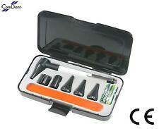 Réutilisable Otoscope Nez Oreille & Gorge Mini Lampe-stylo Diagnostic Set Extra