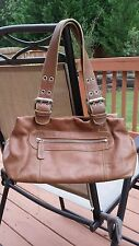 Abercrombie & Fitch Women's Small Brown Mini Bag, SHELL 100 % LEATHER